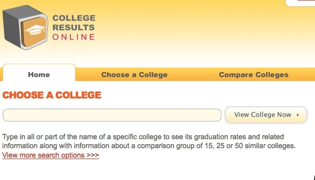 compare colleges online