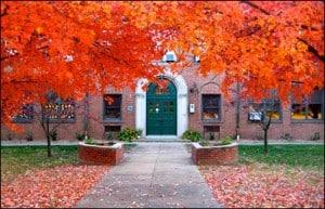 St. Ann, my grade school