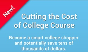 Cutting The Cost of College Course