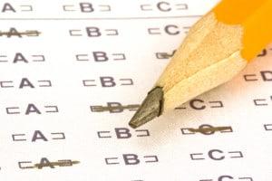 sat test paper