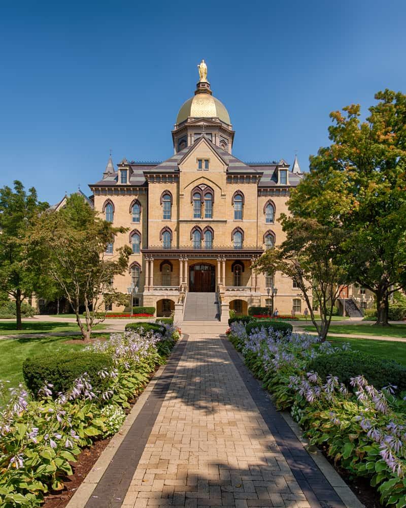 Stingy Catholic Universities