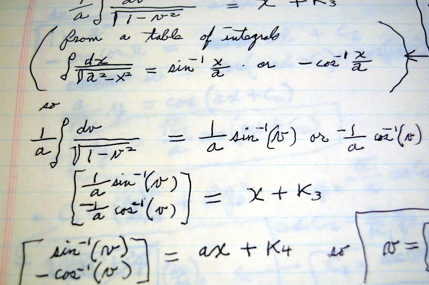 Why do college degrees require Calc, Trig, or Algebra? Most of this info is never used!?