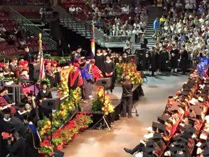 Ben graduation