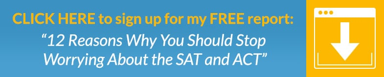 Why You Should Worry About the New SAT Test