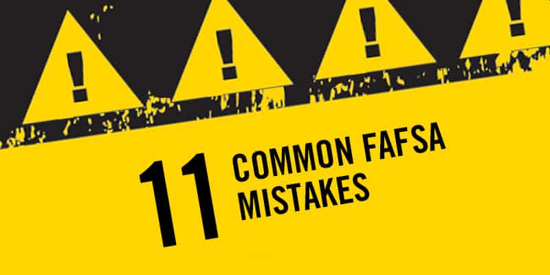 11 common fafsa mistakes the college solution 11 common fafsa mistakes ibookread Read Online